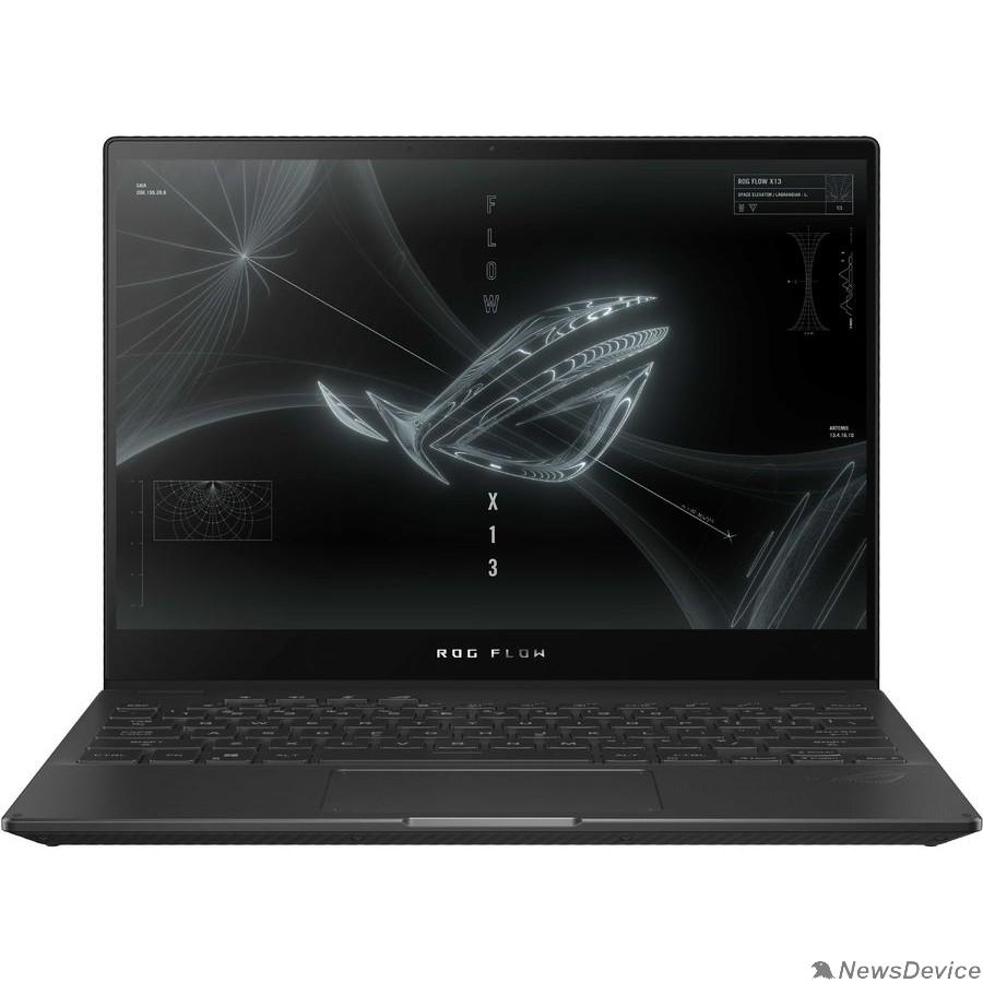 """Ноутбук ASUS ROG Flow X13 GV301QH-K6092T 90NR06C1-M02750 Off Black 13.4"""" 1920x1200 120Hz TS/Ryzen 7-5800HS/16Gb/512Gb SSD/GTX1650 4Gb/W10"""
