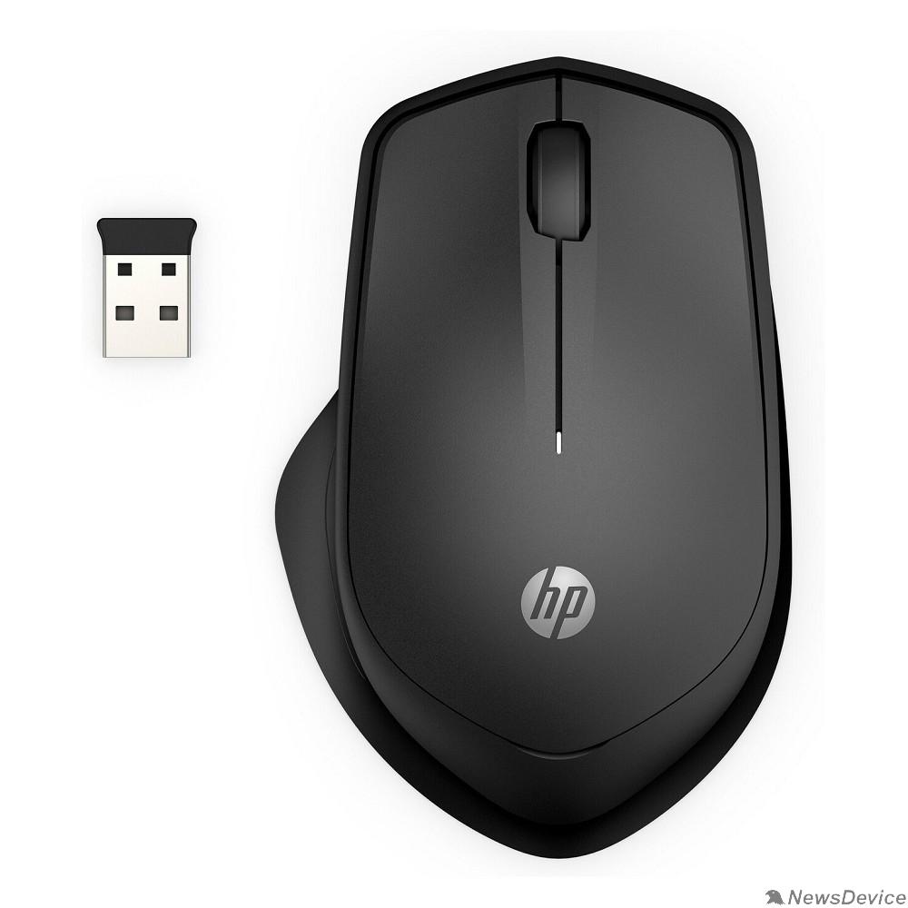Опция для ноутбука HP 280 19U64AA Wireless Mouse Silent black