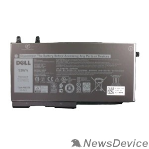 Опции к ноутбукам DELL 451-BCQZ Primary Battery 3-cell 51W/HR for Latitude 5400/5500/5501/Precision3540/3541