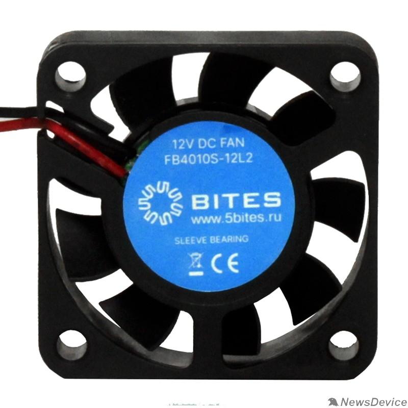 Вентиляторы 5bites Вентилятор FB4010S-12L2 40X10 / SLEEVE / 5000RPM / 2P