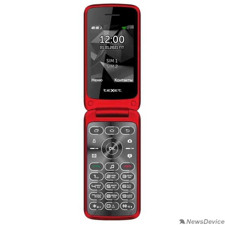 Мобильный телефон TEXET TM-408 мобильный телефон цвет красный