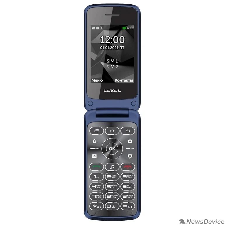Мобильный телефон TEXET TM-408 мобильный телефон цвет синий