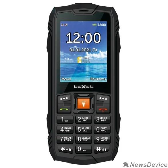 Мобильный телефон TEXET TM-516R мобильный телефон цвет черный
