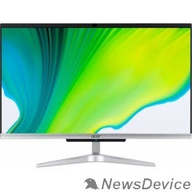 "Моноблок Acer Aspire C24-963 DQ.BEQER.00W silver 23.8"" FHD i3-1005G1/8Gb/1Gb+256Gb/Endless/k+m"