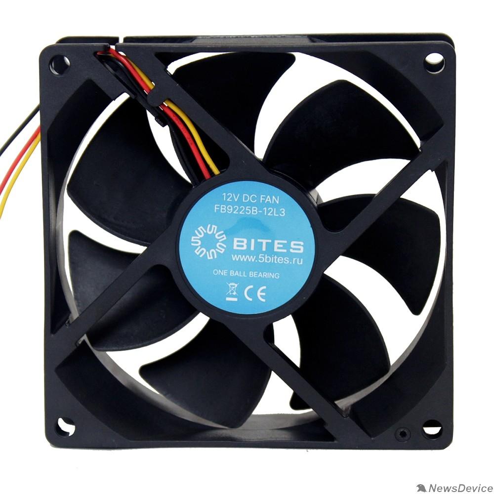 Вентиляторы 5bites Вентилятор FB9225B-12L3 92X25 / BALL / 1800RPM / 3P