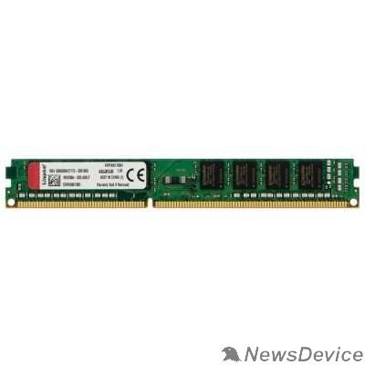 Модуль памяти Kingston DDR3 DIMM 4GB (PC3-12800) 1600MHz KVR16N11S8/4WP