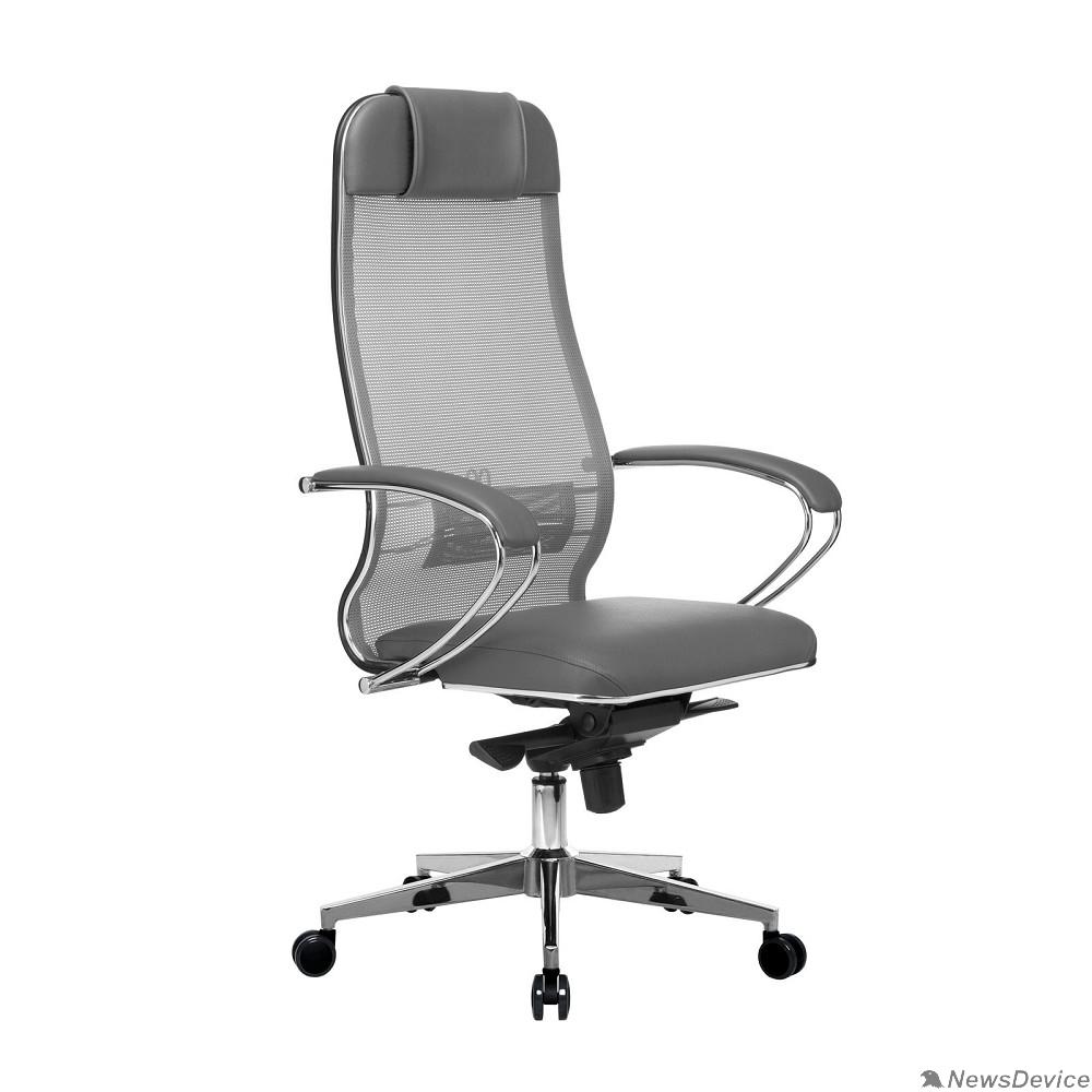 """Офисные кресла Кресло Samurai Comfort-1.01"""", Серый 4665302688323"""