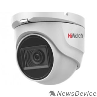Видеонаблюдение HiWatch DS-T203A, 1080p, 2.8 мм, Камера видеонаблюдения белый