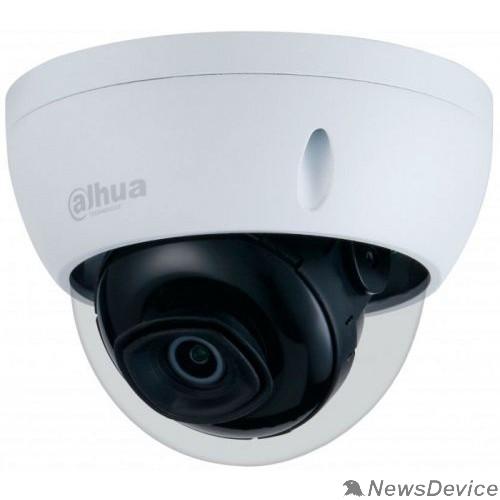 Видеонаблюдение DAHUA DH-IPC-HDBW2431EP-S-0360B IP-видеокамера, уличная купольная 4 Мп