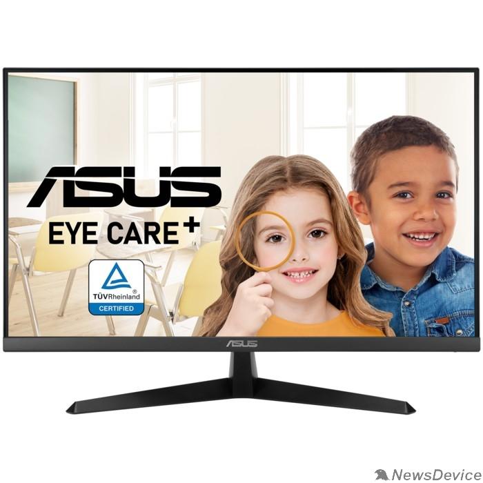 """Монитор ASUS LCD 27"""" VY279HE IPS 1920x1080 1ms 75Hz 250cd 178/178 D-sub HDMI AMDFreeSync Tilt VESA 90LM06D0-B01170"""
