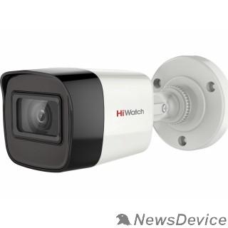 Видеонаблюдение HiWatch DS-T200A (2.8 mm) Видеокамера TVI уличная
