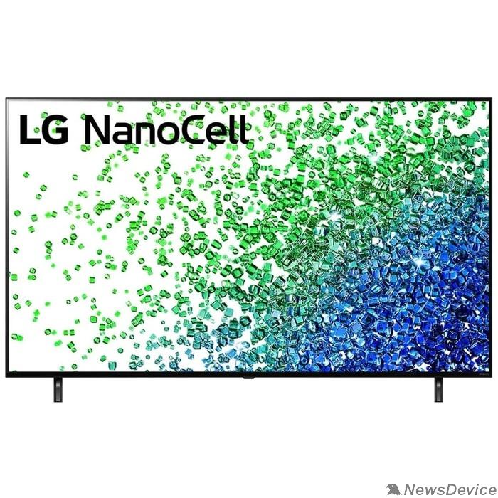 """Телевизор LG 50"""" 50NANO806PA NanoCell черный Ultra HD/50Hz/DVB-T2/DVB-C/DVB-S/DVB-S2/USB/WiFi/Smart TV (RUS)"""