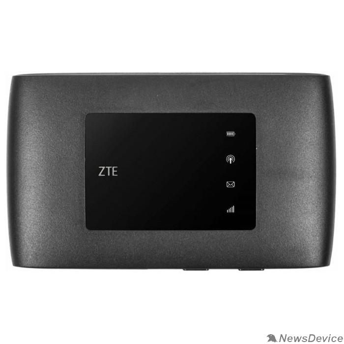 Сетевое оборудование ZTE MF920RU Модем 2G/3G/4G USB Wi-Fi VPN Firewall +Router внешний черный
