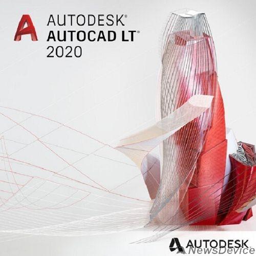 Программное обеспечение 057N1-WW5725-L324 AutoCAD LT 2022 Commercial New Single-user ELD Annual Subscription PROMO  Велесстрой (7 шт.)