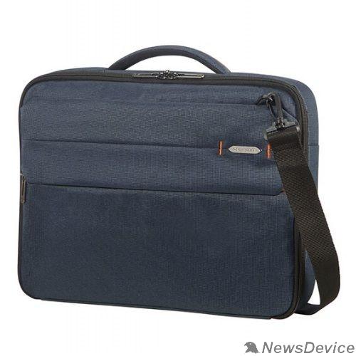 """Сумка для ноутбука Сумка Samsonite CC8*01*007 синяя до 15,6"""" - фото 519552"""