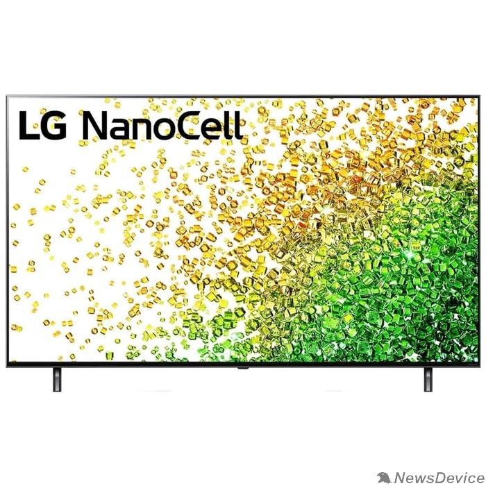 "Телевизор LG 55"" 55NANO856PA NanoCell темно-серый Ultra HD/100Hz/DVB-T/DVB-T2/DVB-C/DVB-S/DVB-S2/USB/WiFi/Smart TV (RUS)"