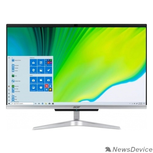 "Моноблок Acer Aspire C24-963 DQ.BEQER.00X Silver 23.8"" FHD i3-1005G1/8Gb/256Gb/W10"