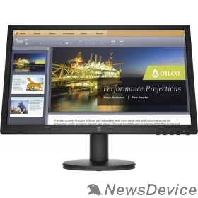 "Монитор LCD HP 20.7"" P21b G4 TN 1920x1080 16:9 250cd 600:1 5ms 90/65 D-Sub HDMI (repl. 1FR84AA) 9TY24AA"