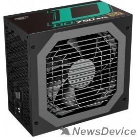 Блок питания Блок питания Deepcool Quanta DQ750-M-V2L (ATX 2.31, 750W, Full Cable Management, PWM 120mm fan, Active PFC, 80+ GOLD) RET