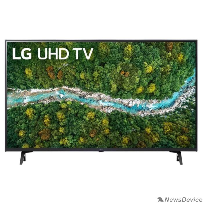 """Телевизор LG 43"""" 43UP77506LA черный Ultra HD/50Hz/DVB-T/DVB-T2/DVB-C/DVB-S/DVB-S2/USB/WiFi/Smart TV (RUS)"""