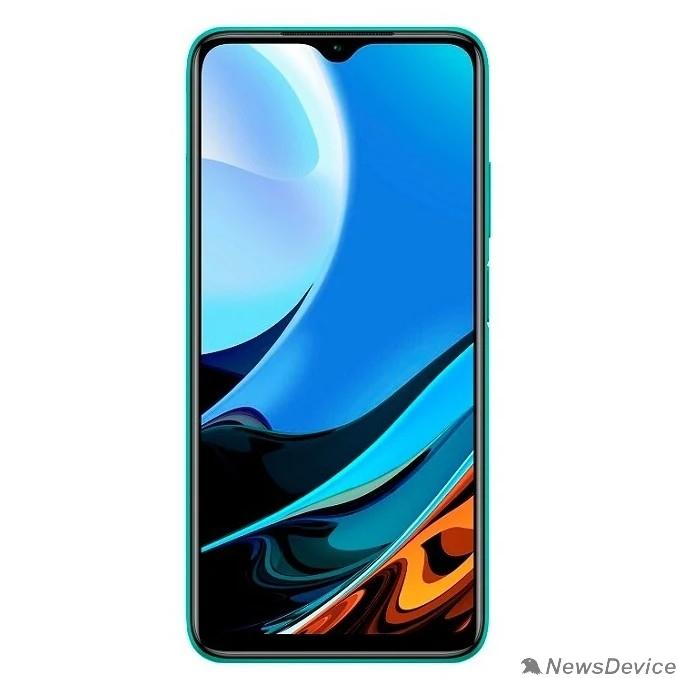 Смартфон/акссесуар Xiaomi Redmi 9T 4/128GB Ocean Green 31182