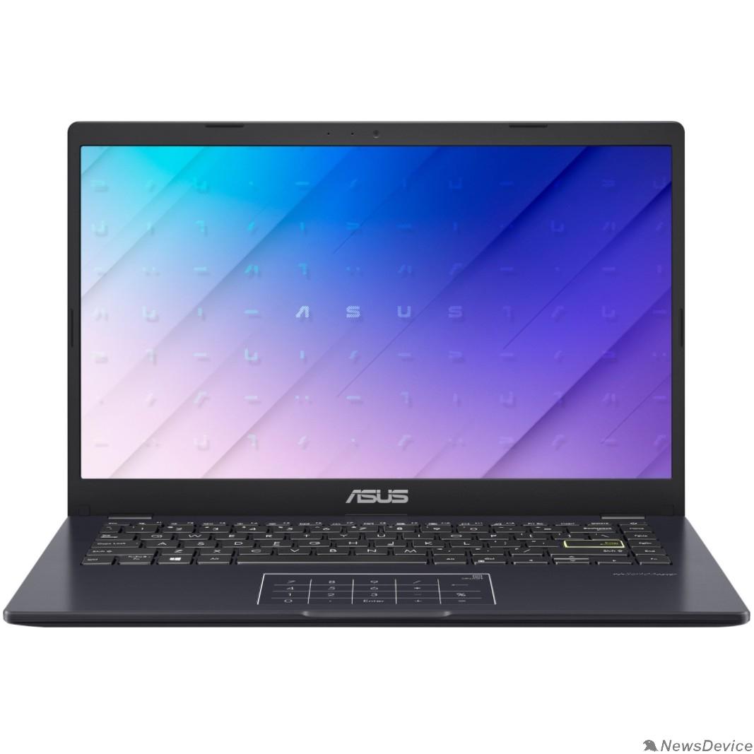 "Ноутбук ASUS Laptop E410MA-EB008T 90NB0Q11-M18300 Blue 14"" FHD Cel N4020 4Gb/64Gb SSD/W10"