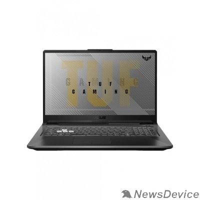 """Ноутбук ASUS TUF Gaming F17 FX706LI-HX175T 90NR03S1-M03670 Fortress Grey 17.3"""" FHD i5-10300H/8Gb/512Gb SSD/GTX 1650 Ti 4Gb/W10"""