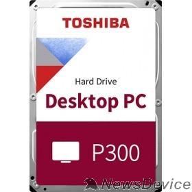 "Жесткий диск 2TB Toshiba P300 (HDWD220EZSTA) (7200rpm) RTL SATA 6.0Gb/s, 7200 rpm, 64Mb buffer, 3.5"""