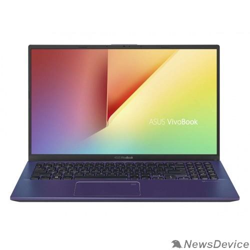 "Ноутбук ASUS VivoBook 15 X512JA-BQ1021 90NB0QU6-M14630 Peacock Blue 15.6"" FHD i3-1005G1/4Gb/256Gb SSD/DOS"