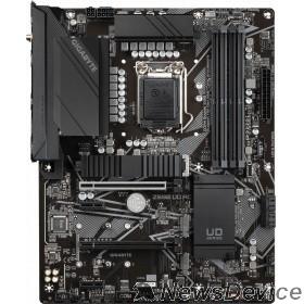 Материнская плата Gigabyte Z590 UD AC Soc-1200 Intel Z590 4xDDR4 ATX AC`97 8ch(7.1) 2.5Gg RAID+DP