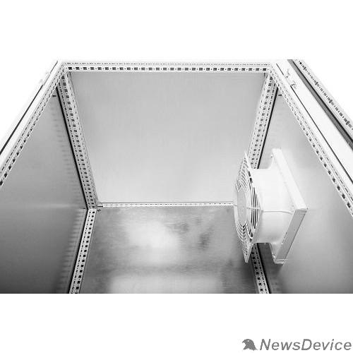 Монтажные шкафы, стойки Elbox EMS-WF-2000.x.600 Комплект боковых стенок для монтажа вентилятора PF для шкафов серии EMS (В2000 ? Г600)
