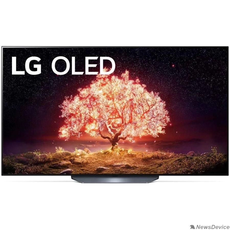"Телевизор LG 65"" OLED65B1RLA черный/серебристый Ultra HD/50Hz/DVB-T/DVB-T2/DVB-C/DVB-S/DVB-S2/USB/WiFi/Smart TV (RUS)"