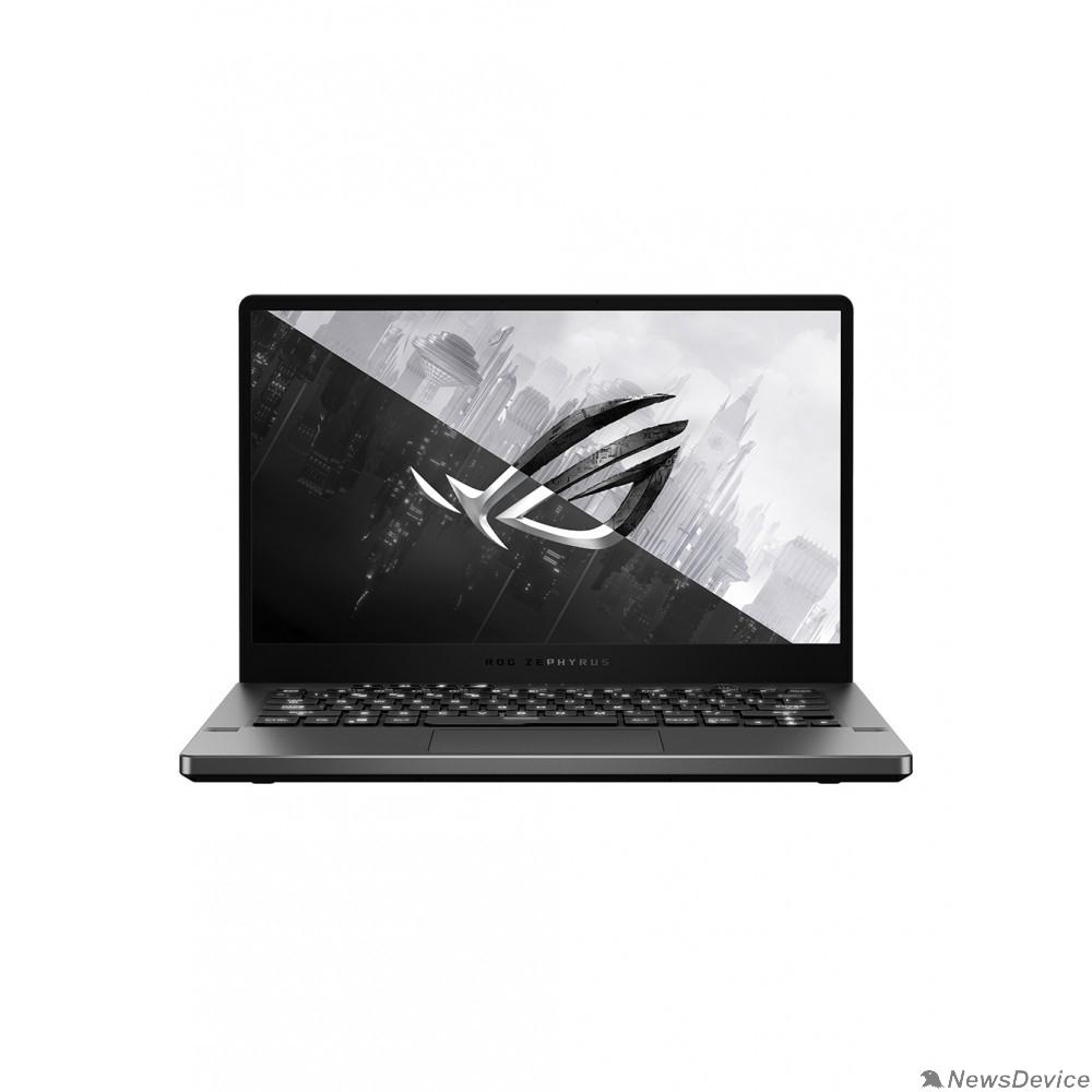 """Ноутбук ASUS ROG Zephyrus G14 GA401QM-HZ087T 90NR05S6-M01560 Grey 14"""" FHD Ryzen 9 5900HS/16Gb/1Tb SSD/GeForce RTX 3060 6Gb/W10/"""