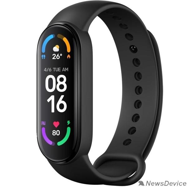 Умные часы Xiaomi Mi Smart Band 6 BHR4951GL