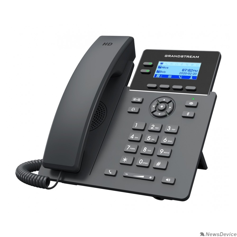 VoIP-телефон Grandstream GRP2602W WiFi телефон SIP с б/п