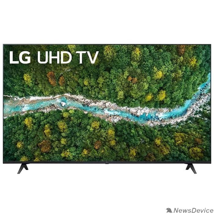 """Телевизор LG 55"""" 55UP77506LA черный Ultra HD/50Hz/DVB-T/DVB-T2/DVB-C/DVB-S/DVB-S2/USB/WiFi/Smart TV (RUS)"""