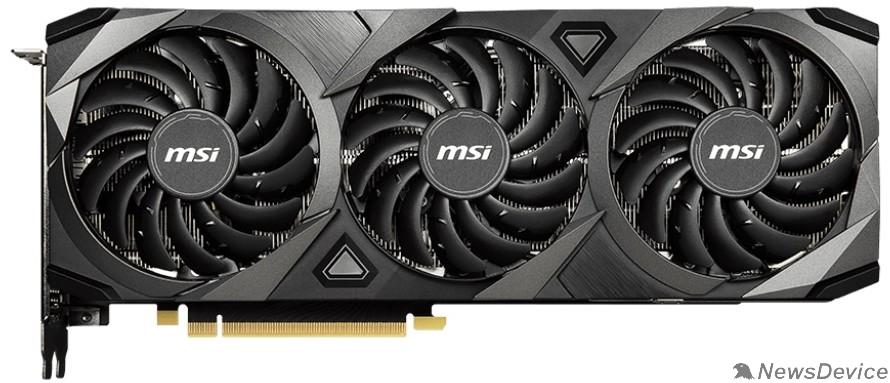 Видеокарта MSI GeForce RTX 3080 Ti VENTUS 3X 12G OC