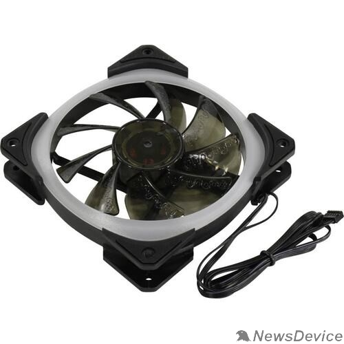 Вентиляторы Powercase Вентилятор (PZY155_6P) ARGB 120x120x25mm (100шт./кор, 6pin, 1200 об/мин) Bulk
