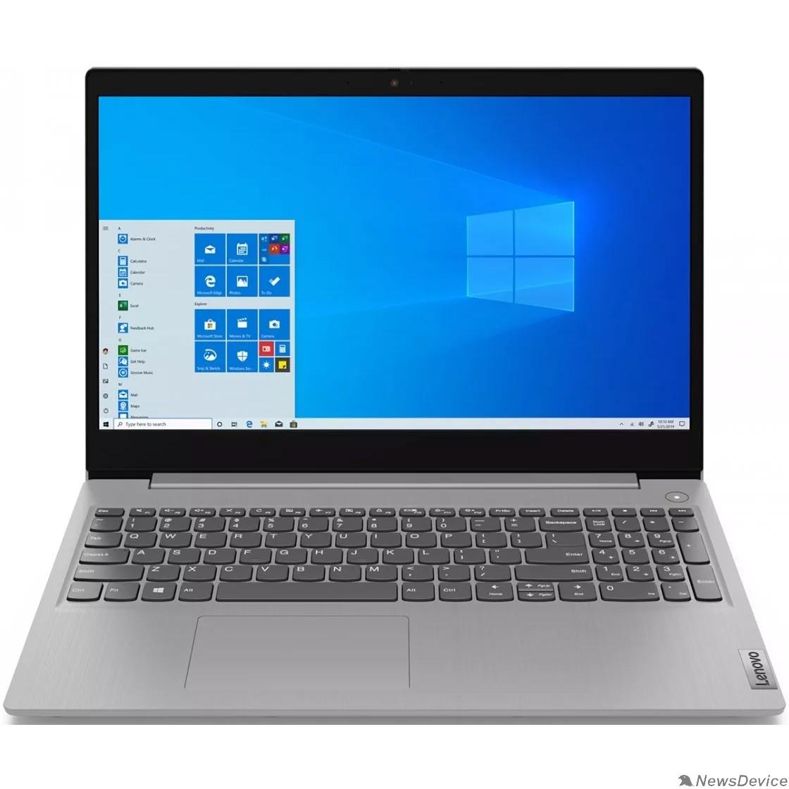 """Ноутбук Lenovo IdeaPad 3 15IGL05 81WQ001KRU Grey 15.6"""" HD Cel N4020/8Gb/256Gb SSD/W10"""