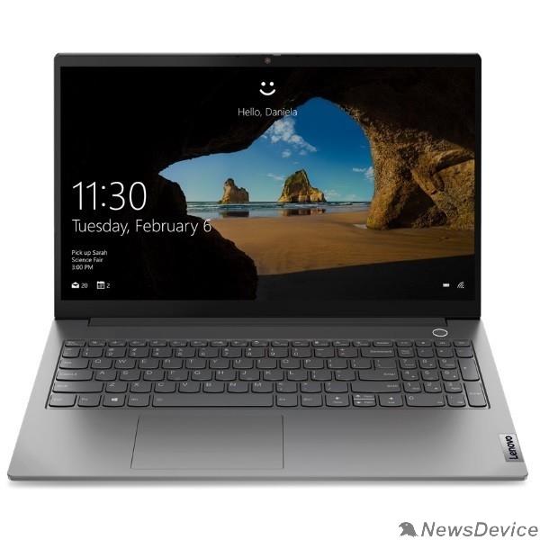 """Ноутбук Lenovo ThinkBook 15-ARE 20VG00ANRU Grey 15.6"""" FHD Ryzen 5 4500U/16Gb/512Gb SSD/DOS"""