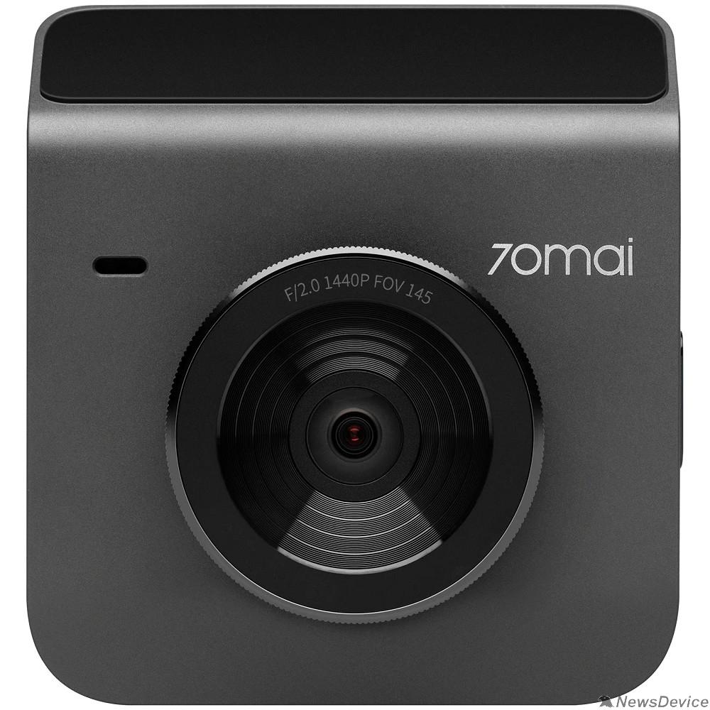 видеорегистратор Видеорегистратор 70mai Dash Cam Midrive A400 Grey