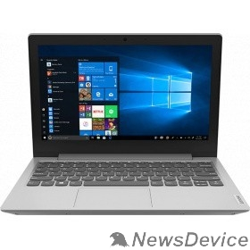 """Ноутбук Lenovo IdeaPad 1 11ADA05 82GV003TRK Grey 11.6"""" HD Athlon 3050E/4Gb/128Gb SSD/DOS"""