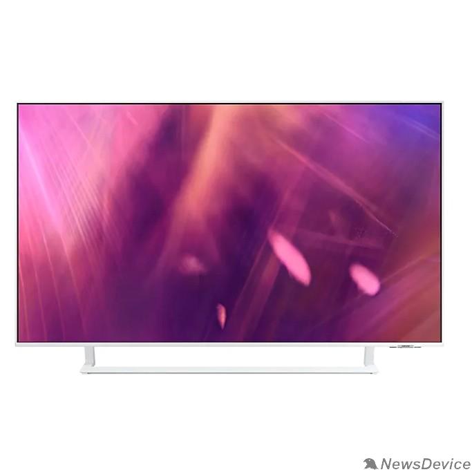 "Телевизор Samsung 50"" UE50AU9010UXRU белый Ultra HD/60Hz/DVB-T2/DVB-C/DVB-S2/USB/WiFi/Smart TV (RUS)"