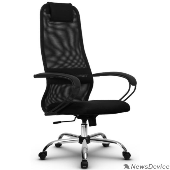 Офисные кресла SU-B-8/подл.100/осн.003, Черный