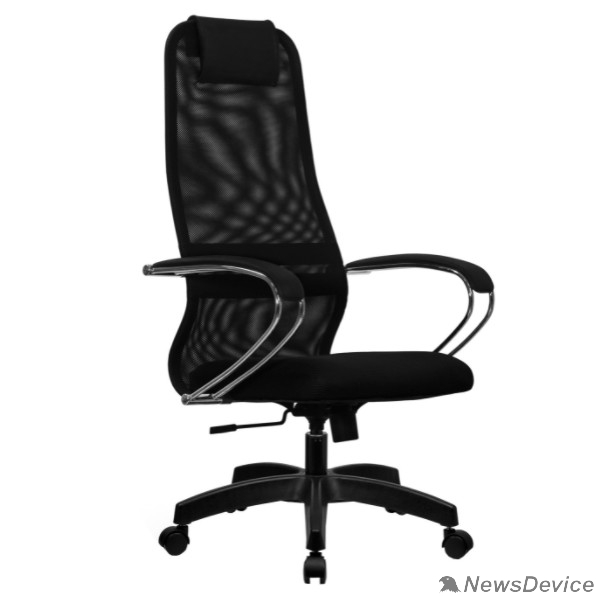Офисные кресла SU-B-8/подл.101/осн.001, Черный