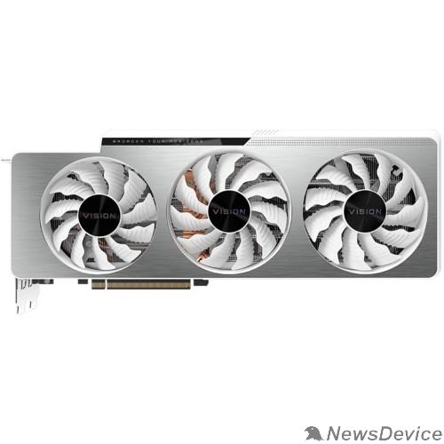 Видеокарта Gigabyte GV-N308TVISION OC-12GD (V1.0) RTL NVIDIA GeForce RTX 3080TI 12288Mb 384 GDDR6X 1710/19000/HDMIx2/DPx3/HDCP