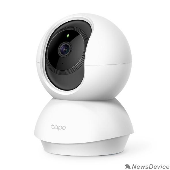 Цифровая камера TP-Link Tapo C210 Домашняя поворотная Wi?Fi камера