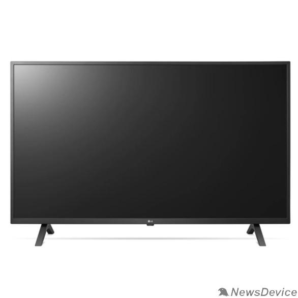 """Телевизор LG 43"""" 43UN68006LA черный Ultra HD/60Hz/DVB-T/DVB-T2/DVB-C/DVB-S/DVB-S2/USB/WiFi/Smart TV (RUS)"""