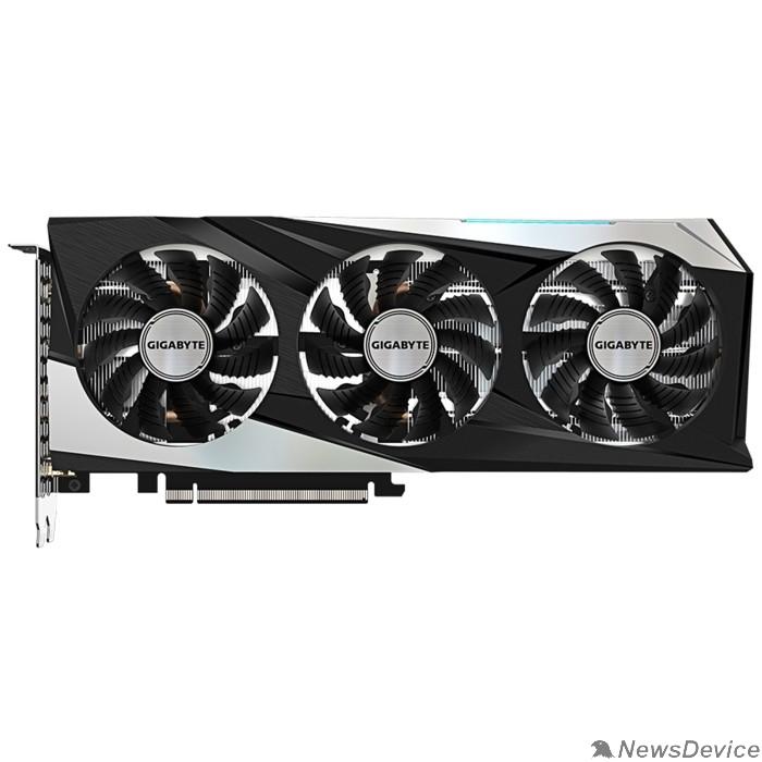 Видеокарта Видеокарта Gigabyte PCI-E 4.0 GV-N3060GAMING OC-12GD 2.0 LHR NVIDIA GeForce RTX 3060 12288Mb 192 GDDR6 1837/15000/HDMIx2/DPx2/HDCP Ret