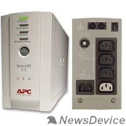 ИБП APC Back-UPS CS 350VA BK350EI